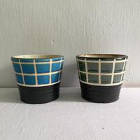 一翠窯 植木鉢(小)