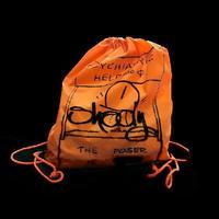 shady nylon gym bag