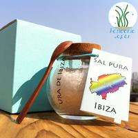 【おまとめ購入用】Sal pura de Ibiza 100g - イビサ島の純粋な海塩(粗粒)