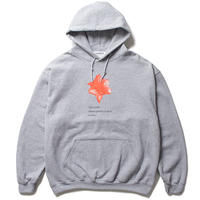 Void Hooded Sweatshirt / Grey
