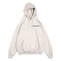 Mist Hooded Sweatshirt (Ash)