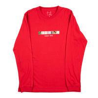 Genesis L/S Tee (Red)