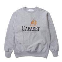 Repent Crewneck Sweatshirt (Mix Grey)