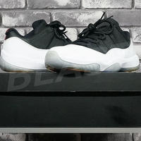 AIR JORDAN 11 RETRO LOW 528895-110 WHITE/BLACK-TRUE RED 28.5CM ナイキ エアジョーダン