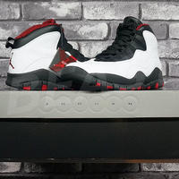 AIR JORDAN 10 RETRO CHICAGO 310805-100 28CM US10 ナイキ エアジョーダン