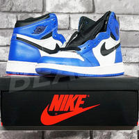 NIKE AIR JORDAN 1 RETRO HIGH OG575441-403 GAME ROYAL BG 23.5CM ナイキ エアジョーダン