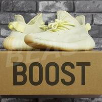 adidas YEEZY BOOST 350 V2 BUTTER F36980 US6 24CM アディダス イージーブースト