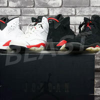 NIKE AIR JORDAN 6 RETRO INFRARED PACK  398850-901 US10 ナイキ エアジョーダン