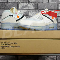 NIKE OFF-WHITE THE TEN AIR MAX 90 AA7293-100 27.5CM ナイキ エアマックス