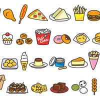 食べ物――その他の食べ物1-5  PDF&音声データ