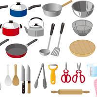 生活全般――キッチン・厨房1-5  PDF&音声データ