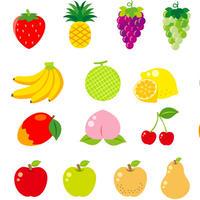 食べ物――果物1-4  PDF&音声データ