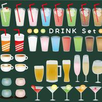 飲み物――一般的1-2&ソフトドリンク1-2  PDF&音声データ