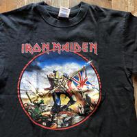IRONMADENバンドTシャツ