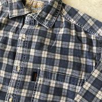 USA製GRAMICCI チェックシャツ