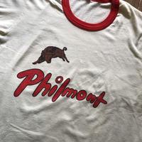 PhilmontリンガーネックTシャツ