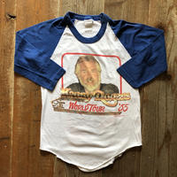 Kenny Rogers WORLD TOUR ラグランTシャツ