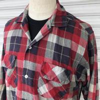 Vintage60's ネルシャツ