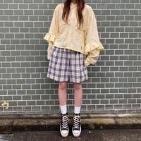 【リメイク】ASTRONAUTS03ショート丈フリルシャツ