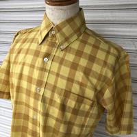 〜70's ビンテージ半袖シャツ MADE IN JAPAN