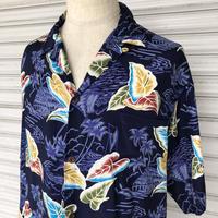 〜90's RICK PALLACK ハワイアンシャツ