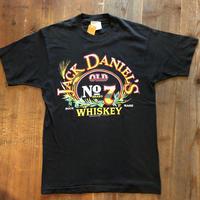 〜90's JACK DANIEL プリントTシャツ