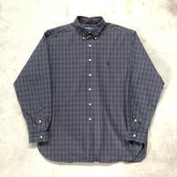 Ralph Lauren チェックシャツ〝MCMEEL〟L