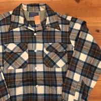 60's〜Pendleton ウールシャツ