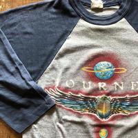 JORNEY WORLD TOUR 1980ラグランTシャツ