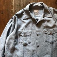 〜60's Vintage Rayon L/S SHIRT
