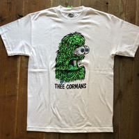 FARTCO プリントTシャツ  THEE CORMANS