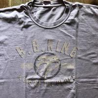 B.B.KINGプリントTシャツ