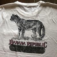 バナナリパブリックTシャツ 〝チーター〟