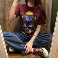 USA製タワーオブテラーミッキーTシャツ