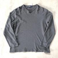 RALPH LAUREN フットボールTシャツ XL