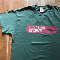90's-00'sCOUNTING CROWS バンドTシャツ