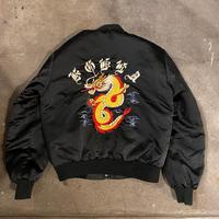 KOREA刺繍MA-1ジャケット