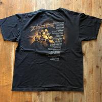MEGADETH 20TH ANNIVERSARY Tシャツ