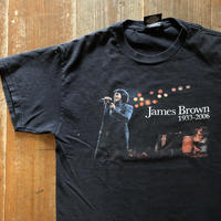 James Brown ZION ROOTS WEAR Tシャツ