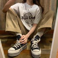 USA製Hard Luck パロディTシャツ