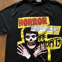 MISFITSバンドTシャツ