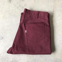 70's-80's 〝h.i.s〟 5ポケットパンツ