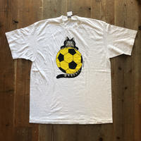Kliban cat Tシャツ〝SOCCER〟