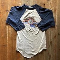 ©︎1974THE DOOBIE BROTHERSラグランTシャツ