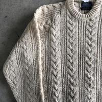 USA製PENDLETONフィッシャーマン セーター