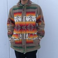 PENDLETON  ネイティブ柄ウールジャケット  S