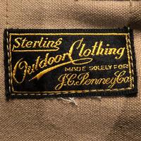 30's-40's  J.C.Penney  Jacket