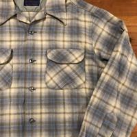60's〜Pendletonウールシャツ