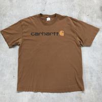 Carhartt でかロゴTシャツ