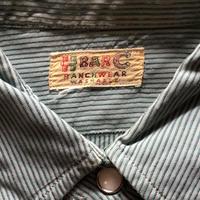 50's H bar C ビンテージウエスタンシャツ